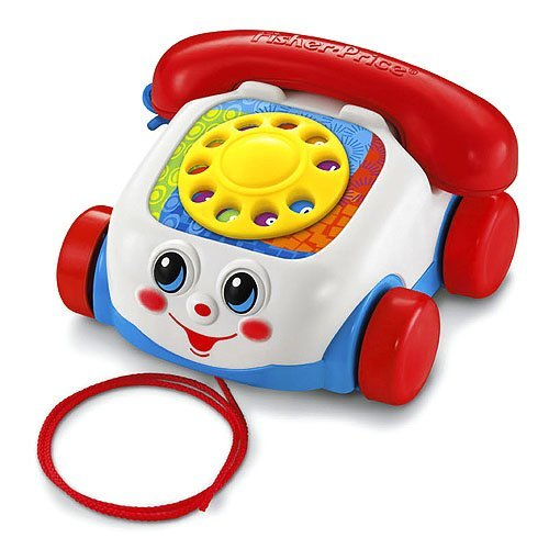 Fisher-Price 77816 - Plappertelefon