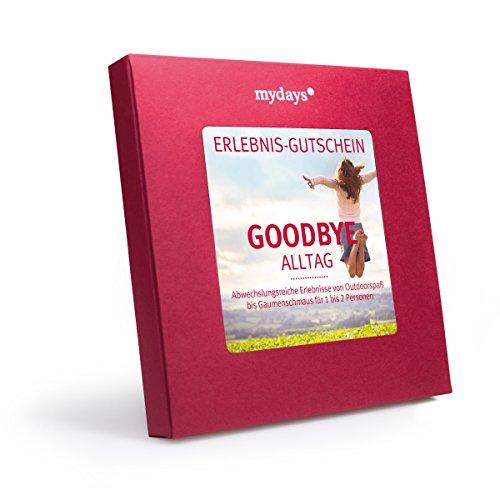 mydays Magic Box: Goodbye Alltag - das perfekte Geschenk f�r ein au�ergew�hnliches Erlebnis