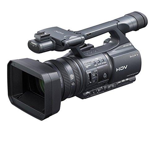 Sony HDR-FX1000 HD-Camcorder (20-fach opt. Zoom, 8,2 cm (3,2 Zoll) LC-Display, 29,5-mm-Weitwinkel, Exmor-Sensor, Bildstabilisierung) schwarz