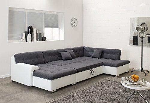 wohnlandschaft schlaffunktion beste treffer und angebote. Black Bedroom Furniture Sets. Home Design Ideas