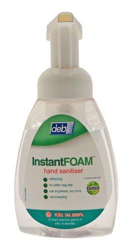 deb IFS250ML Instant Foam Hygieneschaum, 250 ml