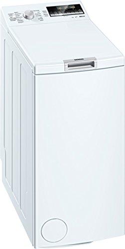 siemens wp 12 t 447 waschmaschine toplader wei eek a. Black Bedroom Furniture Sets. Home Design Ideas