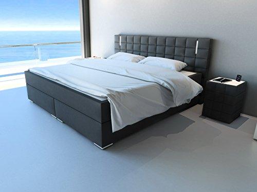 boxspringbetten angebote und preisvergleiche. Black Bedroom Furniture Sets. Home Design Ideas