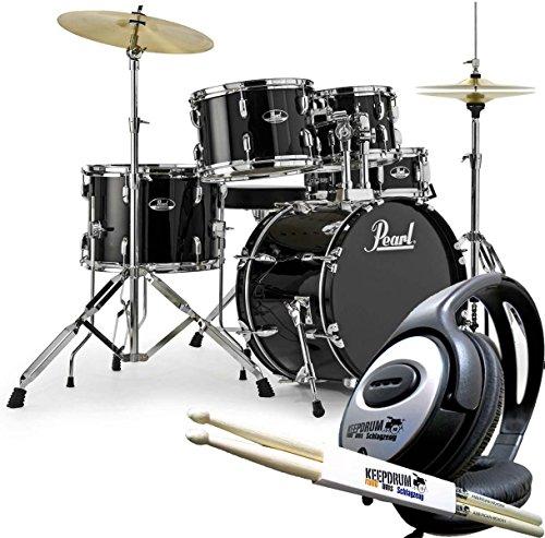 Pearl Roadshow RS585C C31 Schlagzeug + KEEPDRUM Kopfh�rer + 1 Paar Drumsticks GRATIS!