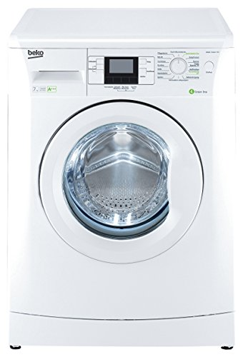Beko WMB 71643 PTE Frontlader Waschmaschine / A+++ A / 0.749 kWh / 1600 UpM / 7 kg / 41 L / Pet Hair Removal / Watersafe / wei�