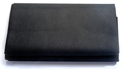 Sandkastenvlies 1,60 x 1,60 m schwarz - Schutzvlies f�r Sandkasten