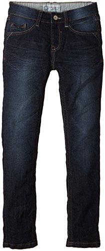 s.Oliver Junior Jungen Jeanshose 5 - Pocket, Gr. 176, Blau (blue denim stretch 58Z7)