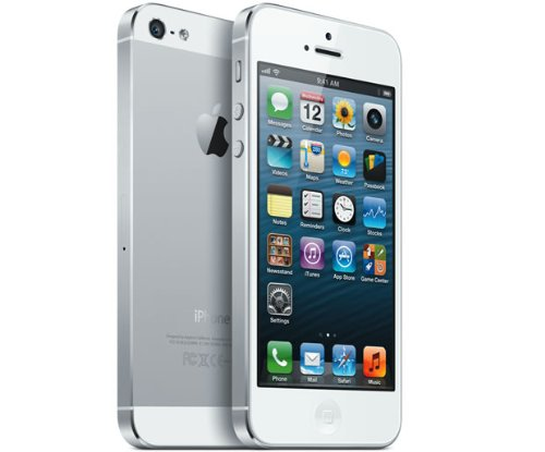 Apple iPhone 5 32GB wei�