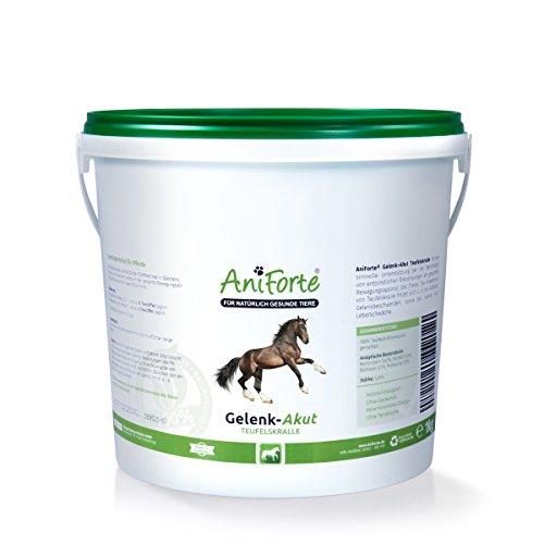 AniForte Teufelskralle Gelenk-Akut 1 kg- Naturprodukt f�r Pferde