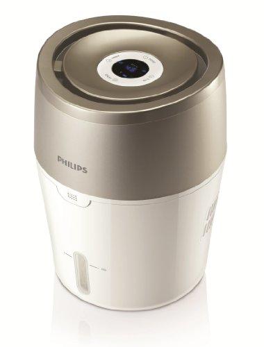 Philips Luftbefeuchter mit hygienischer NanoCloud-Technologie, HU4803/01 (Raumgr��e bis zu 25m�)