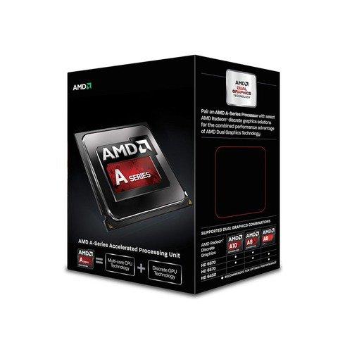 AMD A6-6420K 2C 65W FM2 1M 4.2GHz schwarz HD8470D
