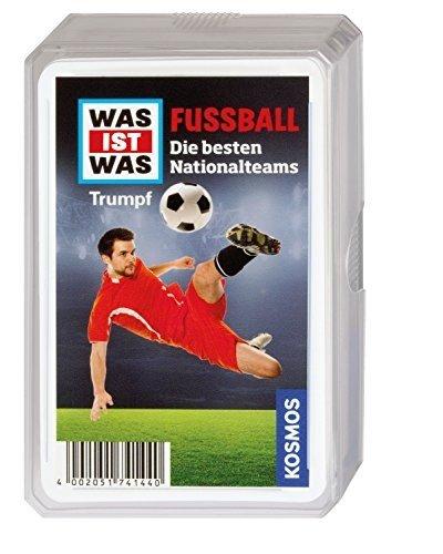 KOSMOS 741440 - WAS IST WAS Fu�ball Trumpfspiel