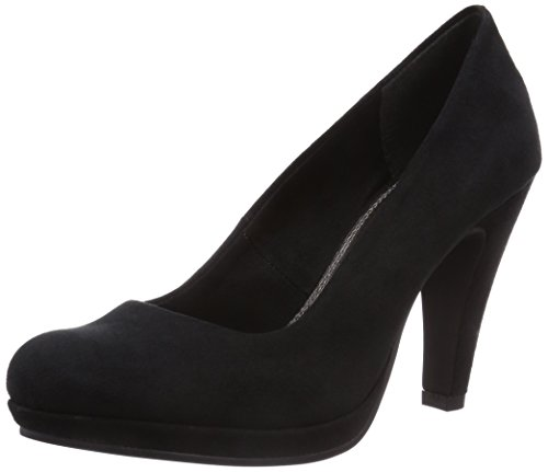 Marco Tozzi 22441, Damen Pumps, Schwarz (Black/1), 39 EU (6 Damen UK)