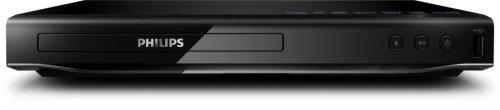 Philips DVP2880/12 DVD-Player (HDMI; 1080p; USB 2.0; DivX Ultra; 290 mm breit) schwarz