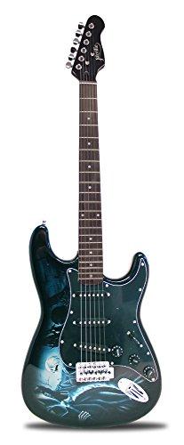 Jaxville Hades E-Gitarre (ST-Form)