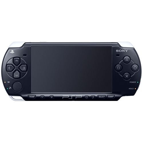 PlayStation Portable - PSP Konsole Slim&Lite Piano Black (Base Pack)