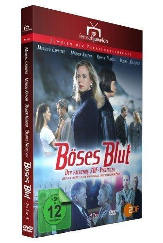 B�ses Blut - Der packende ZDF-Vierteiler (2 DVDs) Fernsehjuwelen