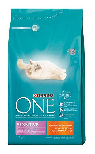 One Sensitive mit Truthahn, 1er Pack (1 x 1,5 kg)
