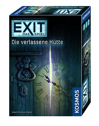KOSMOS Spiele 692681 - Exit - Das Spiel, Die verlassene H�tte