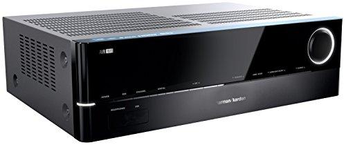 Harman/Kardon AVR 151S 375 Watt 5.1-Kanal Audio/Video Receiver (5 x 45 Watt Verst�rker) mit 4 x HDMI, Internetradio und USB-Anschluss - Schwarz