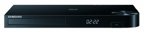 Samsung BD-H6500 3D Blu-ray-Player (UltraHD Upscaling, WLAN, Smart TV) schwarz