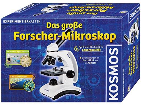 KOSMOS 636029 - Das gro�e Forscher-Mikroskop