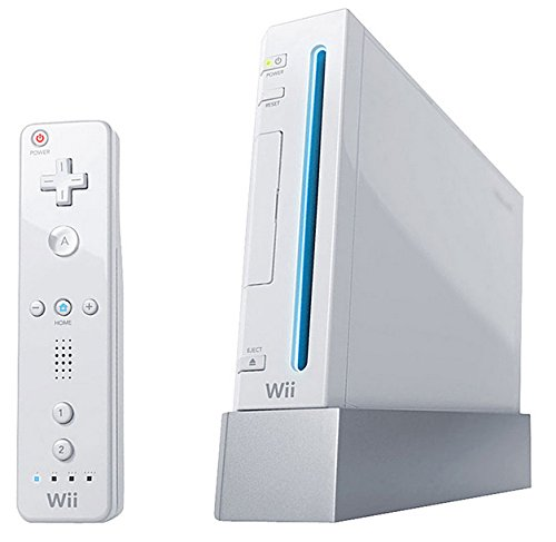 Nintendo Wii - Konsole wei� inkl. Wii Sports
