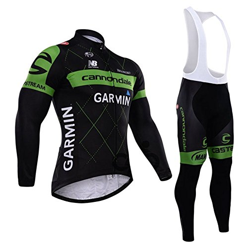 Herren Thermo-Winter Windjacke Fahrrad-Tr�gerhose, gepolstert, kurze Hose Trikot Langarm Set-Jacke? xl Wei� - Color 3