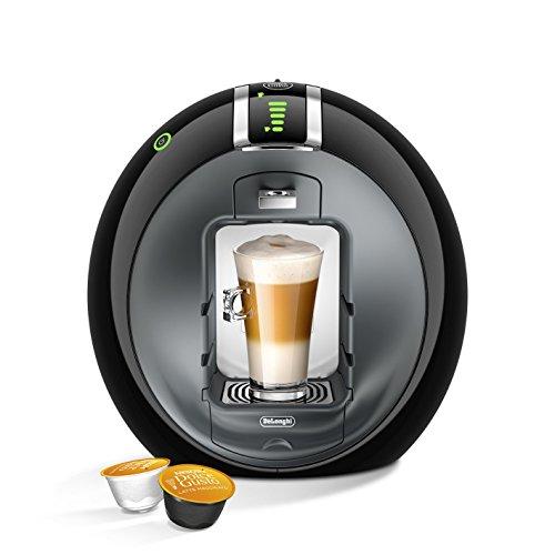 DeLonghi EDG 605.B Nescaf� Dolce Gusto Circolo Kaffeekapselmaschine (1500 Watt, automatisch) schwarz