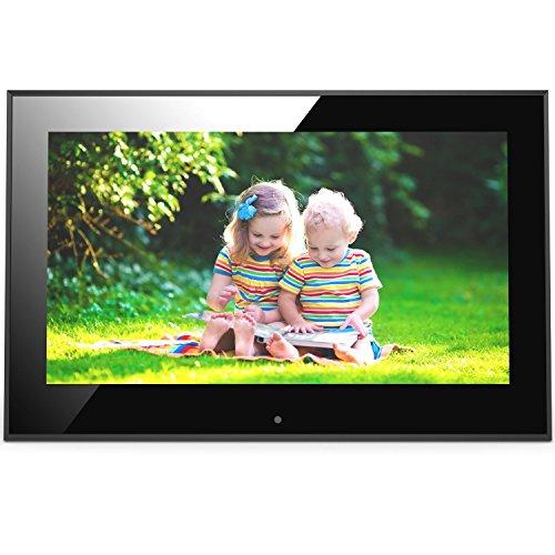 Ever Frames 9-Zoll Hochaufl�sender Digitaler Bilderrahmen mit 8 GB Speicherplatz