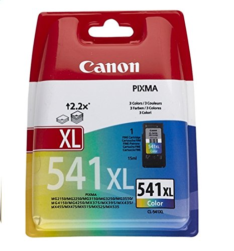 Canon CL-541XL Original Tintenpatrone (15ml) mehrfarbig