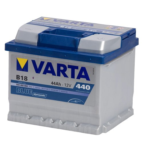 Varta 58344 Autobatterie Blue Dynamic, 44 Ah, 440 A  (Preis inkl. EUR 7,50 Pfand)