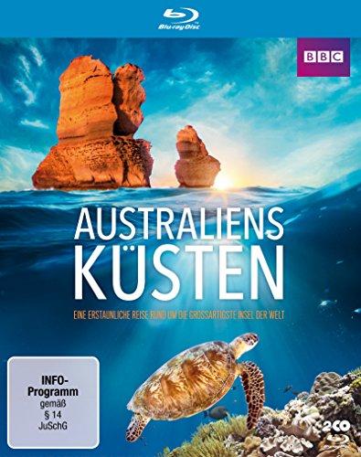 Australiens K�sten - Eine erstaunliche Reise rund um die gro�artigste Insel der Welt [Blu-ray]