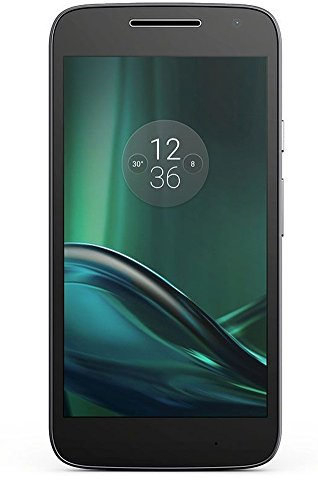 Lenovo Moto G4 Play Smartphone (12,7 cm (5 Zoll), 16 GB, Android) schwarz