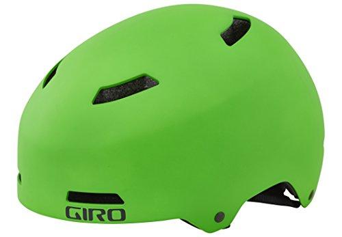 Giro Herren Fahrradhelm Quarter, Mat Brt Grn, 59-61 cm, 7057449