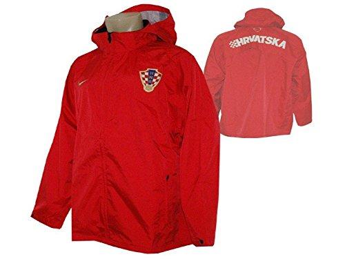 NIKE Croatia Rain Jacket / Kroatien Regenjacke Allwetter Stormfit