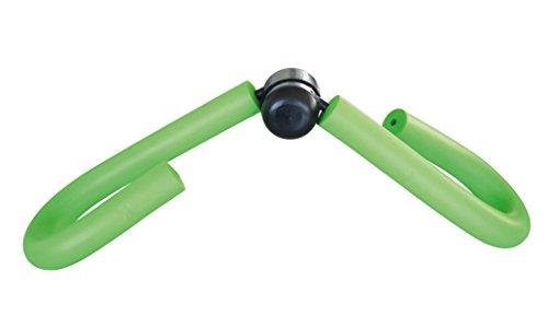 Schildkr�t Fitness Beintrainer Leg-Trainer Oberschenkeltrainer, Green/Black, 960046