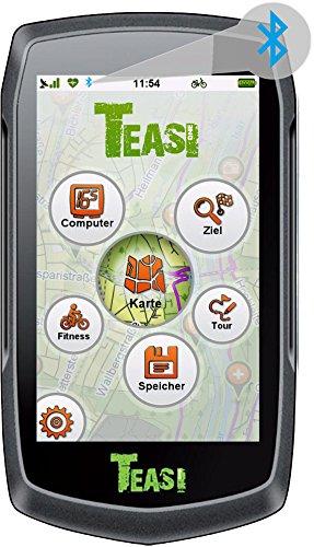 TEASI ONE� - Outdoor-Navigationsger�t mit Bluetooth und Europakarte