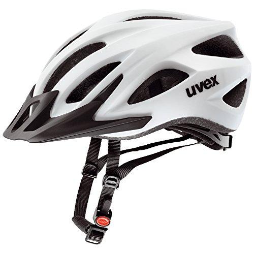 Uvex Fahrradhelm Viva 2, White Mat, 56-62, 4101040317